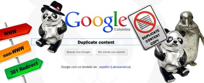 Content-Duplicate-Google